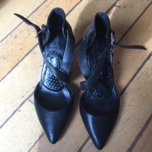 Aldo Black dress shoes